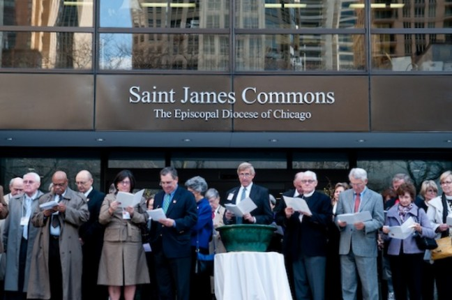 News From St. James Commons